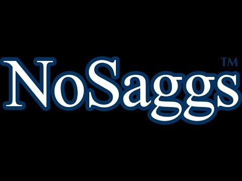 f9e2ec3d629 NoSaggs.com hidden belt pants suspender 2 minute tutorial - YouTube