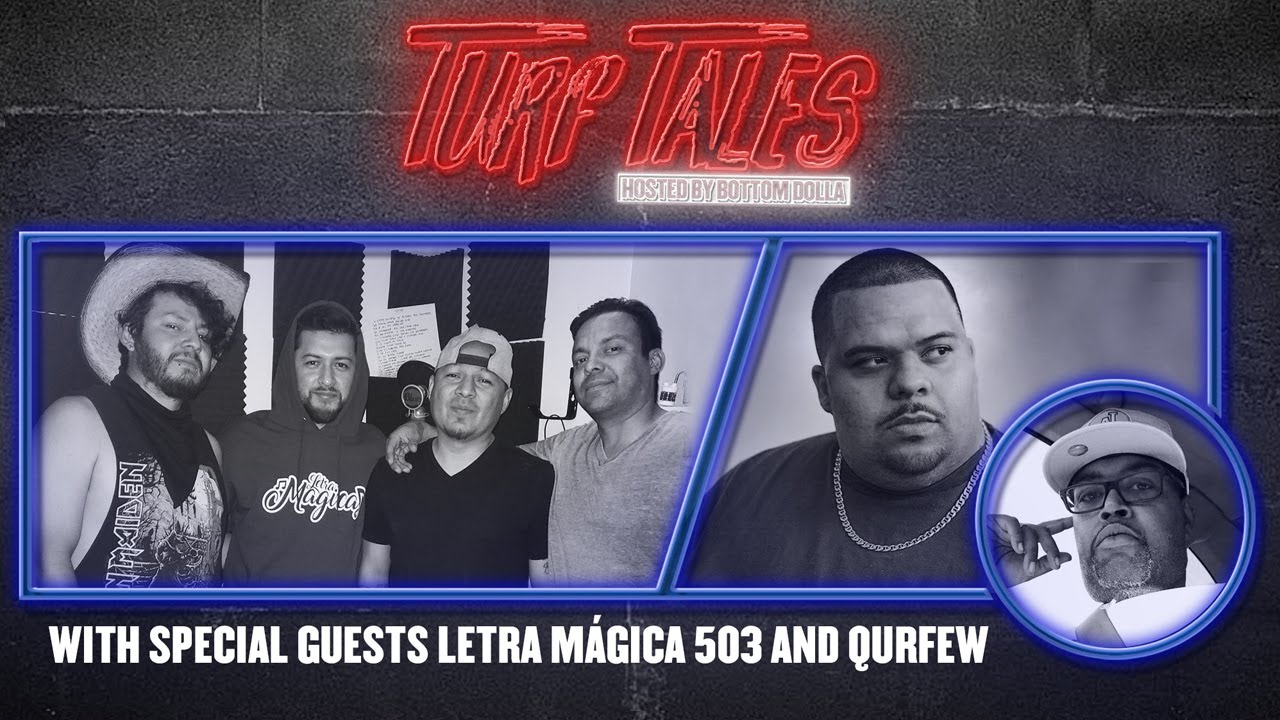 """""""Turf Tales"""" Episode 14 Hosted By Bottom Dolla"""