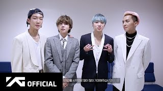 WINNER - 'EVERYDAY' BEHIND THE SCENES at SBS Inkigayo
