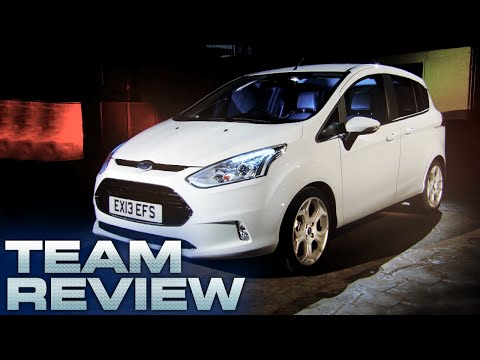 Ford B MAX Team Review Fifth Gear