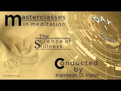 Free Online Meditation Masterclasses|English| April 29th 2017