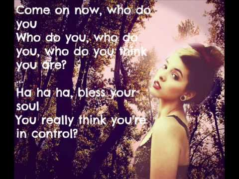 Halsey Wallpaper Quotes Melanie Martinez Crazy Lyrics Youtube