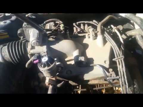 2008 chevy equinox engine noise