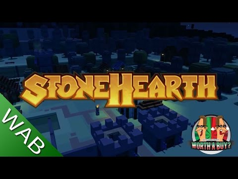 Stonehearth Review (Early Access) - Worth a buy?