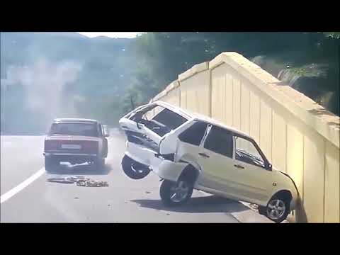 ►NEW ----- Car Crash Compilation 2018 HD◄ ║Russia║Germany║USA║UK║