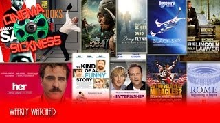 13-85: Weekly Watched