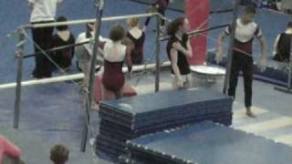 Nora Gift Special Olympics Gymnastics Unevens May 16, 2010
