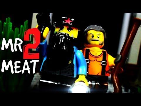 LEGO Mister Meat: Тайна трёх Колодцев   ЛЕГО Мистер Мит 2 мультфильм стопмоушен animation lego 16+