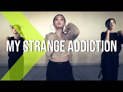 Billie Eilish - my strange addiction / ISOL Choreography.