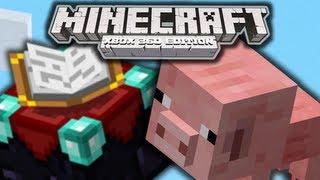TITLE UPDATE 7! - Minecraft (Xbox 360) Let's Play / Walkthrough / Playthrough - Part 1