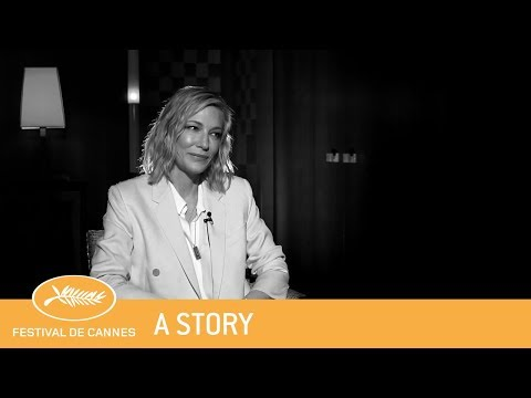 CATE BLANCHETT - Cannes 2018 - A story - EV