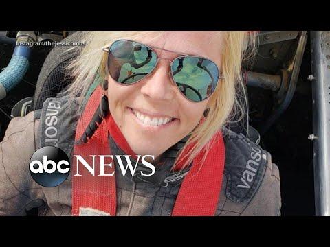 Extreme Athlete Jessi Combs Dies In Car Crash | ABC News