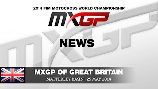 MXGP of Great Britain 2014 Highlights - Motocross