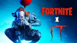 CLOWN fortnite x IT-SKIN IN STORE TODAY?