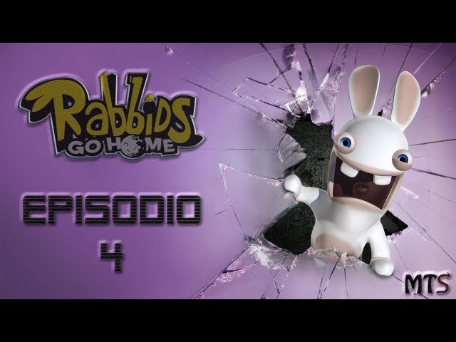 rabbids -  CAPITULO FINAL Videos De Viajes