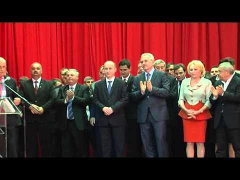 Liviu Dragnea la lansarea candidaților PSD din judeţul Teleorman, la Alexandria - 15.04.2016