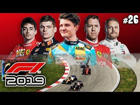 Kampf bis zur letzten Sekunde | F1 2019 #26 | China 🇨🇳 | Dner