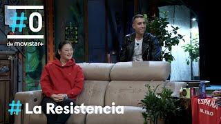 LA RESISTENCIA - Entrevista a Álvaro Robles y María Xiao   #LaResistencia 18.11.2020