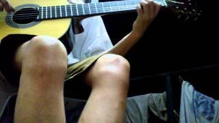 Nhớ Mùa Thu Hà Nội - Guitar cover