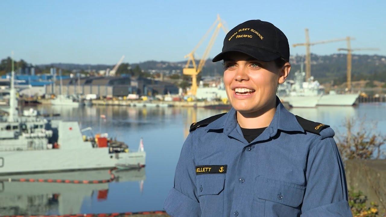 Naval Cadets Ep 1 Os Mellett Didn T Want A Desk Job