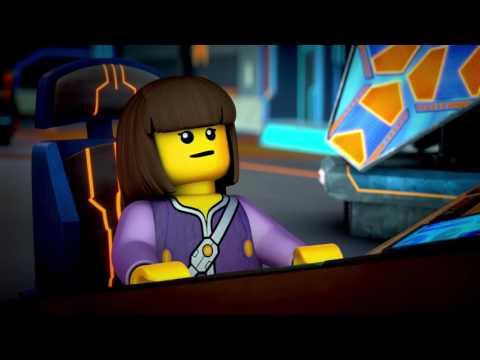LEGO NEXO KNIGHTS - Clay Vola Alto - 2017 - (ITA)