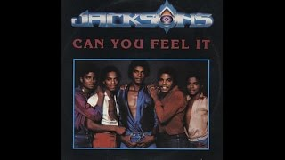 The Jacksons - Can You Feel It (Instrumental / Karaoke) [with Intro]