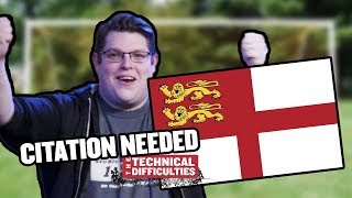The Sark Football Team and Hovercraft Enthusiasm: Citation Needed 7x02