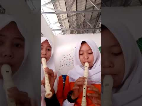 Recorder Lagu Indonesia Raya