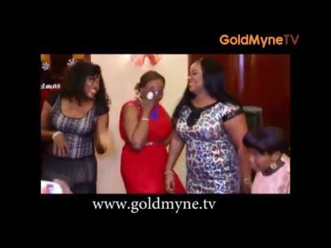 Download GOLDMYNETV: FUNKE AKINDELE DANCES SHOKI @ YETTY ADEBAYO'S 40TH BIRTHDAY PARTY