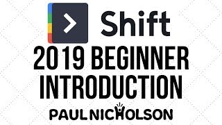 Shift 2019 Introduction Productivity App Beginner Tutorial
