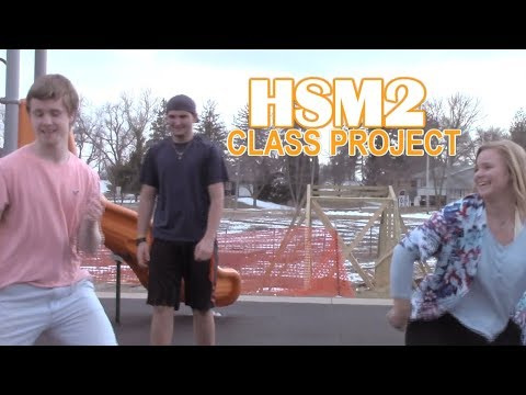 High School Musical 2 PSA (School Project)