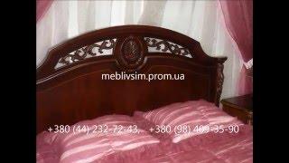 Спальни классика недорого. Спальня Беатриче орех 8053(, 2013-10-17T12:31:04.000Z)