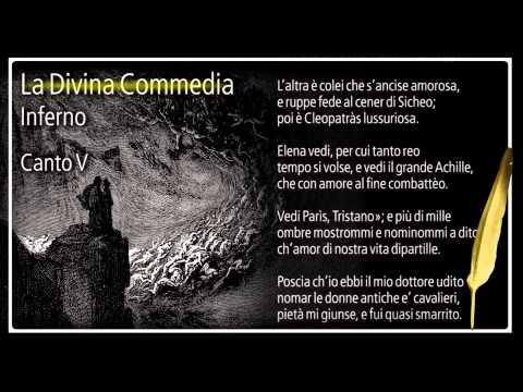 La Divina Commedia - Inferno - Canto V