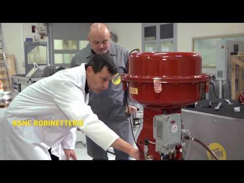 Formation technique Étanchéité industrielle - GROUPE LATTY