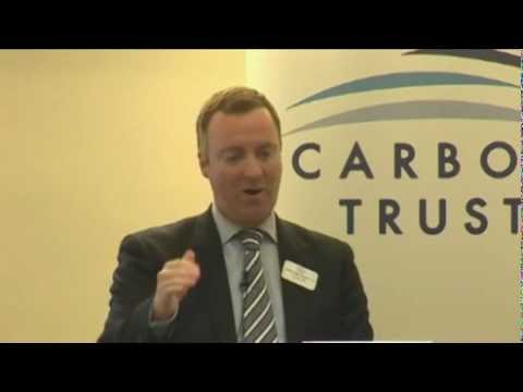Michael Rea, Carbon Trust: Annual Stakeholder Event