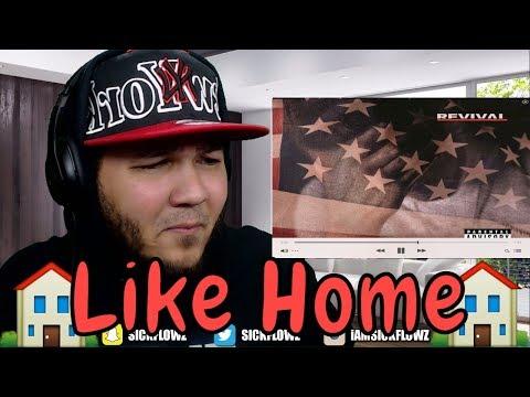 Eminem - Like Home Feat Alicia Keys REACTION!!