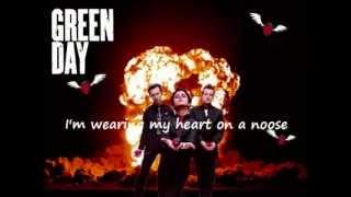 Green Day - Oh Love Lyrics Video