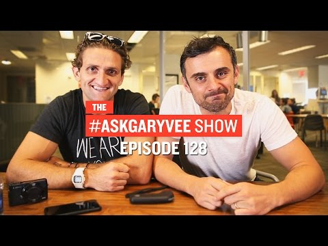 Thumbnail: #AskGaryVee Episode 128: Casey Neistat is Back