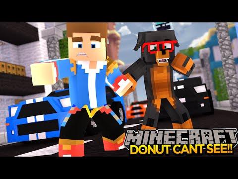 Minecraft - Donut the Dog Adventures -DONUT NEEDS GLASSES!!
