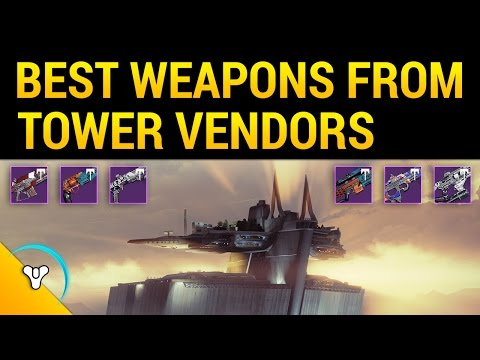 Rise of Iron: What Weapons to Buy First