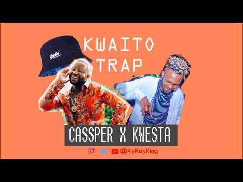 FREE Gets Getsa KwaitoTrap Type Beat- Cassper Nyovest X Kwesta \Spirit, Ngud' Instrumental AyKayKing