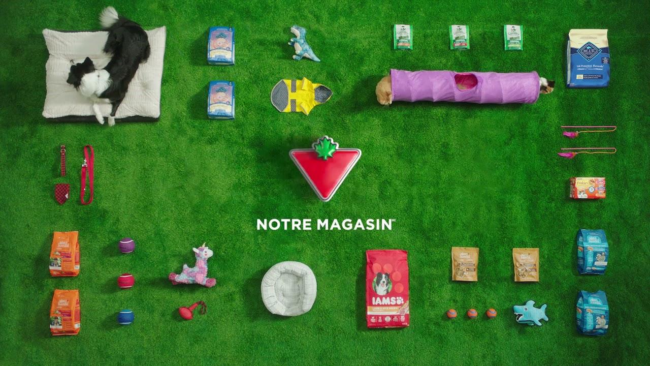 Gâteries, jouets, nourriture et bien plus | Canadian Tire