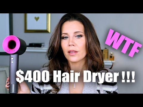 $400 DYSON SUPERSONIC HAIR DRYER | Hot Or Not