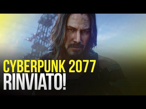 Cyberpunk 2077 Rinviato! Nuova Data D'uscita