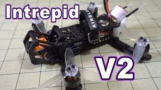 MD#124 🚁AirbladeUAV Intrepid V2 PRO 3-inch Micro Drone