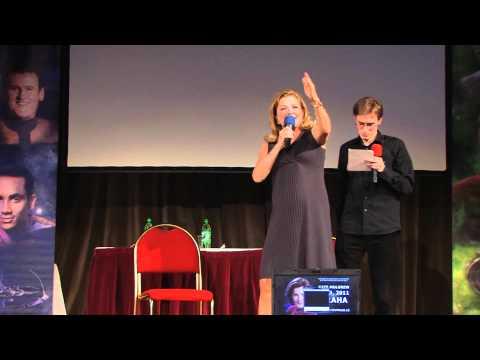 Scifinews-TV LIVE! - Das komplette Panel mit Kate Mulgrew aus Prag (17.09.2011)