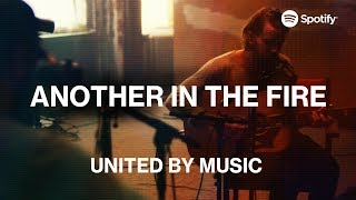 Download UNITED by Music: Another In The Fire | Spotify Mp3