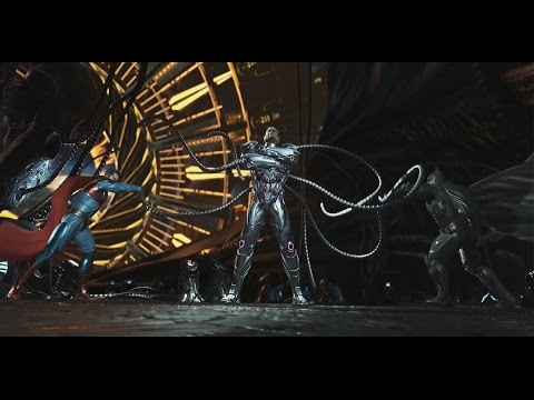 Injustice 2  - Kompletter Story Modus (Ganzer Film) [Deutsch/German]