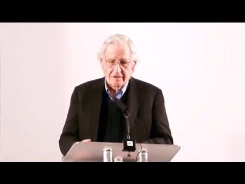Noam Chomsky - Animal Rights/Talent