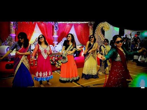 Pairon Mein Bandhan Hai ( Nepali Group Dance )
